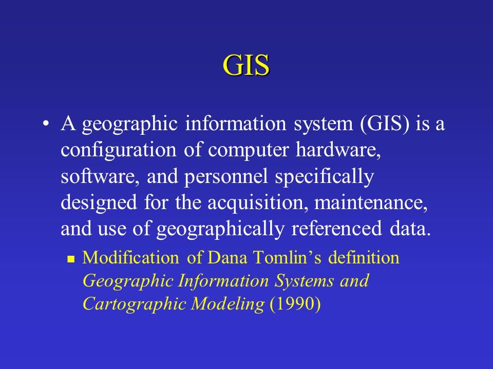 Georeferencing: Transformation Transformation adjusts the digital map to make it fit in this real-world coordinate system Affine Transformation - most common –Scale –Skew –Rotation –Shift (Translation)