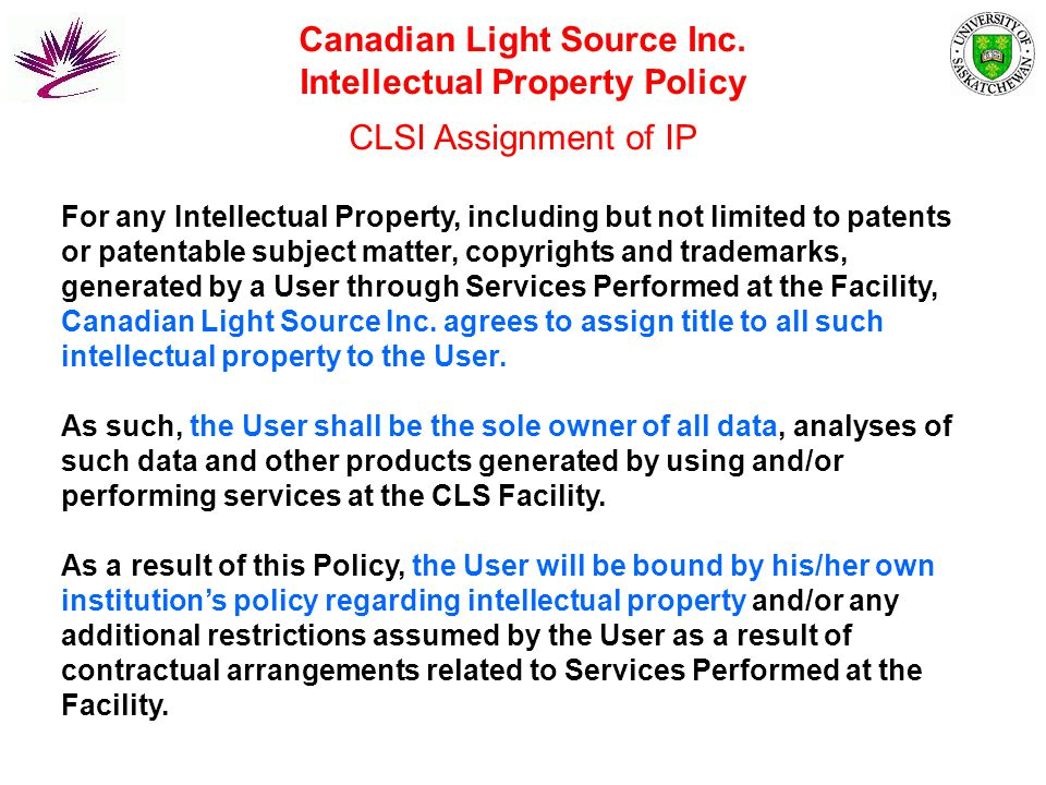 Canadian Light Source Inc.