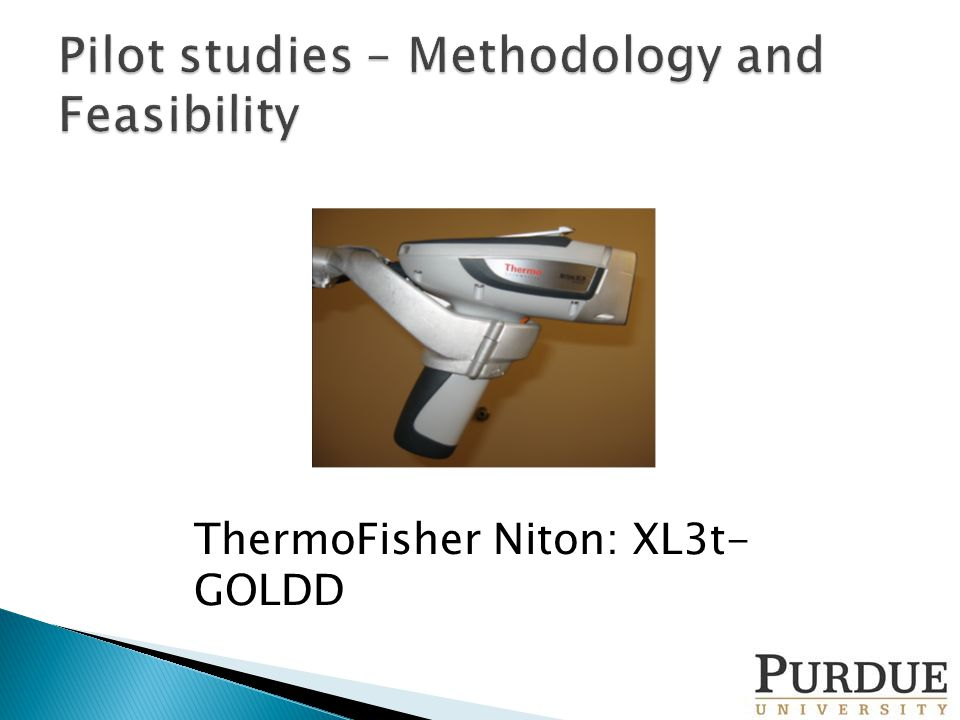 ThermoFisher Niton: XL3t- GOLDD