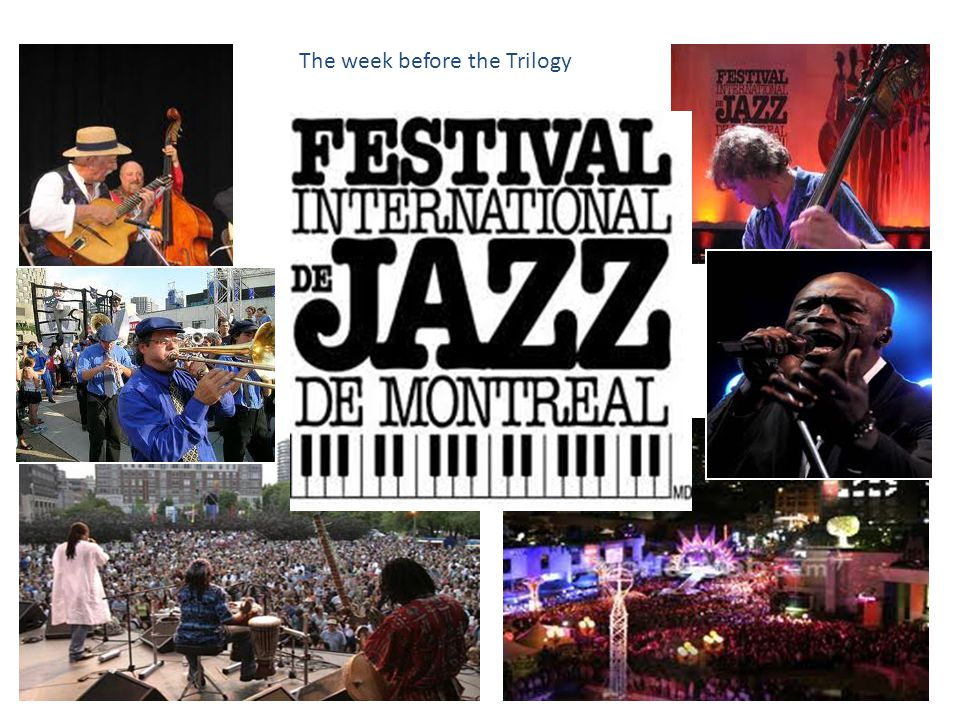 Spectacular Free Concerts at the Jazz Festival in July