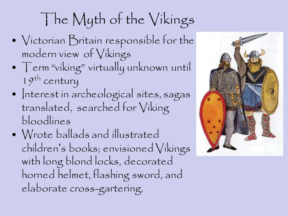 Who Were the Vikings .
