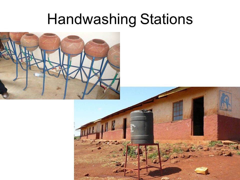 Water, Sanitation & Hygiene Key Issues for CRS Programs 22