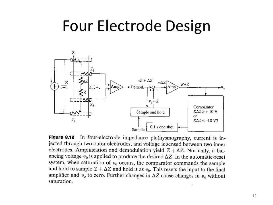 Four Electrode Design 11