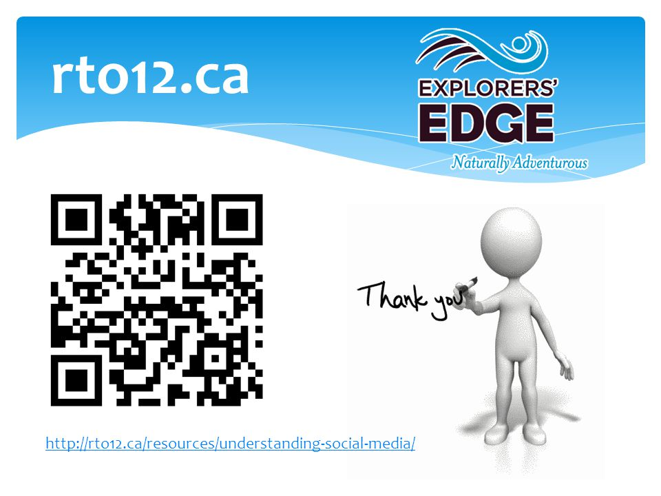 http://rto12.ca/resources/understanding-social-media/ rto12.ca
