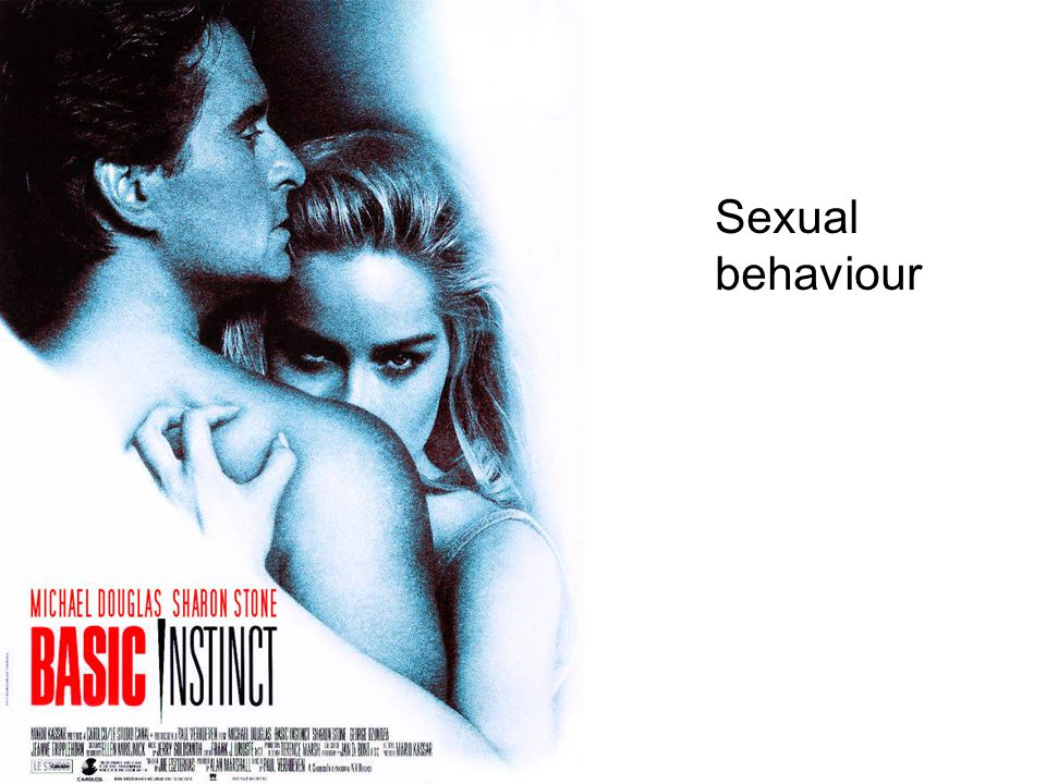 Sexual behaviour