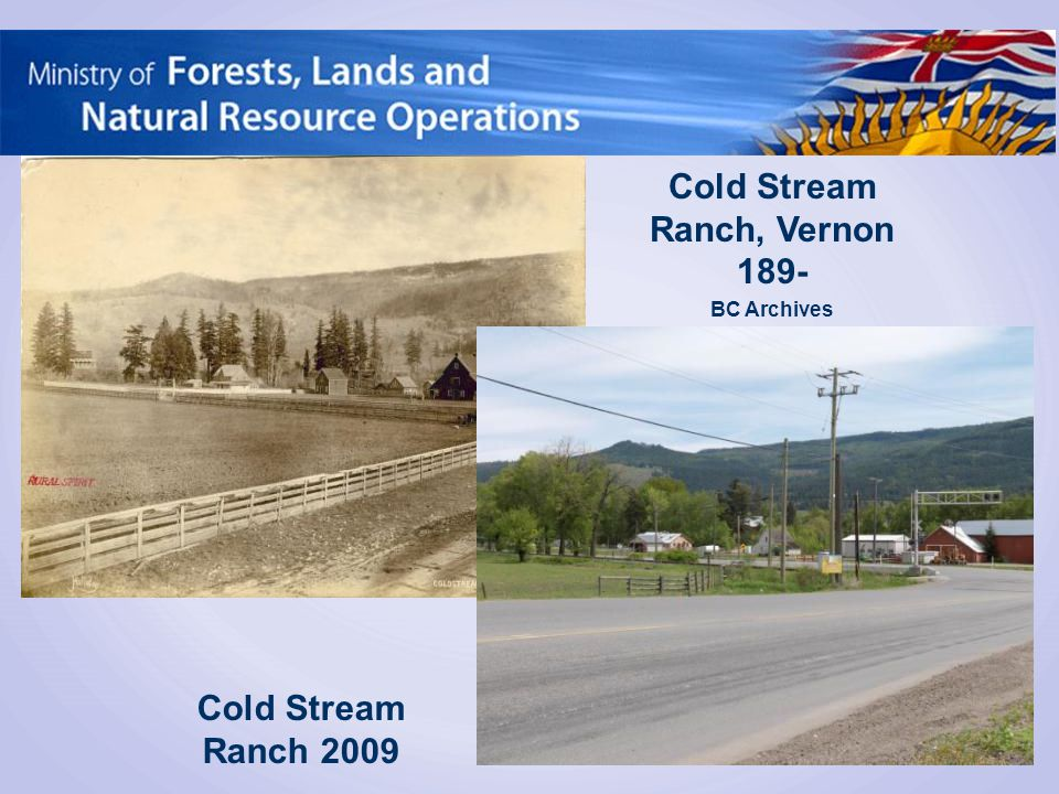 Cold Stream Ranch 2009 Cold Stream Ranch, Vernon 189- BC Archives