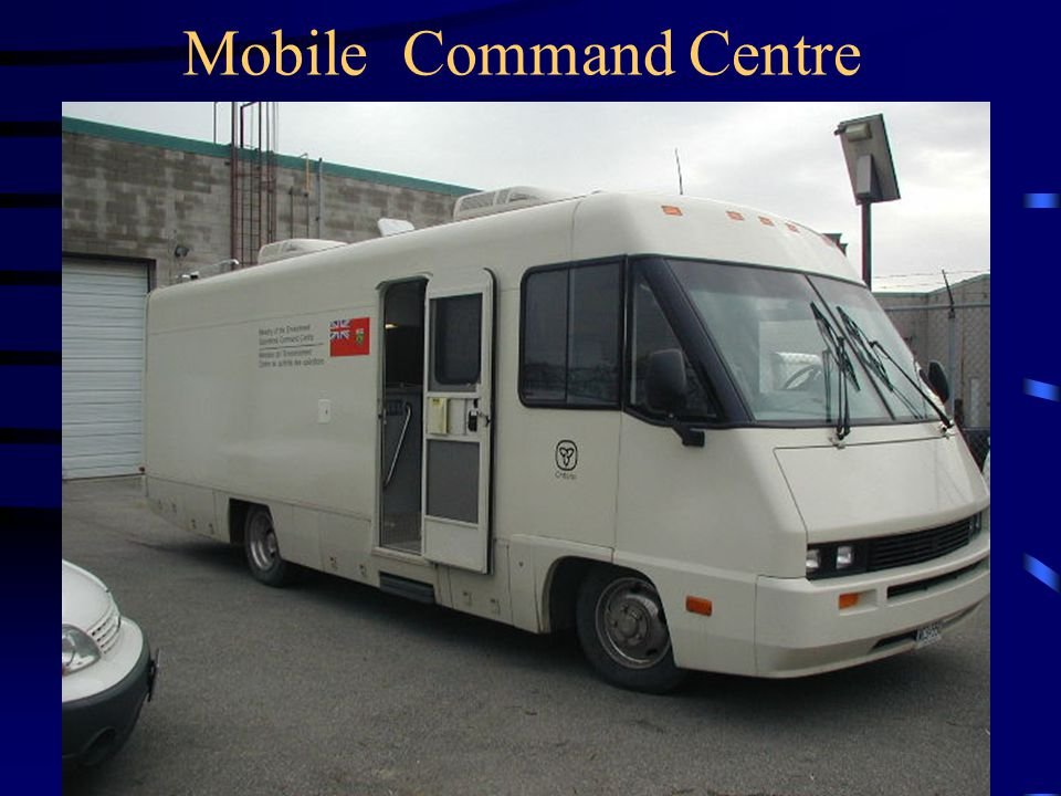 Mobile Command Centre