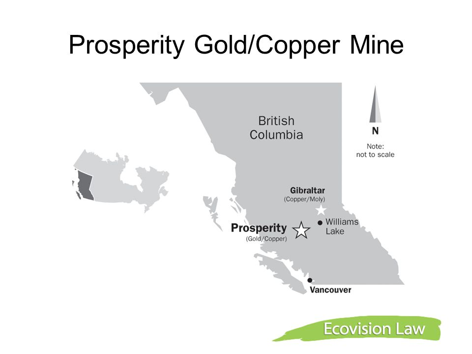 Prosperity Gold/Copper Mine