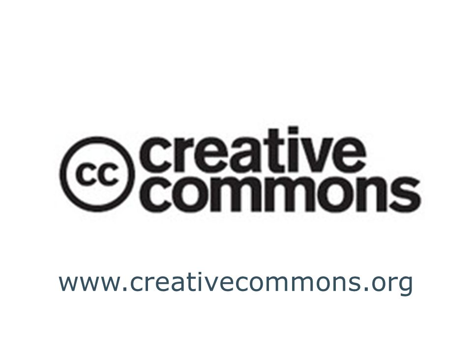www.creativecommons.org