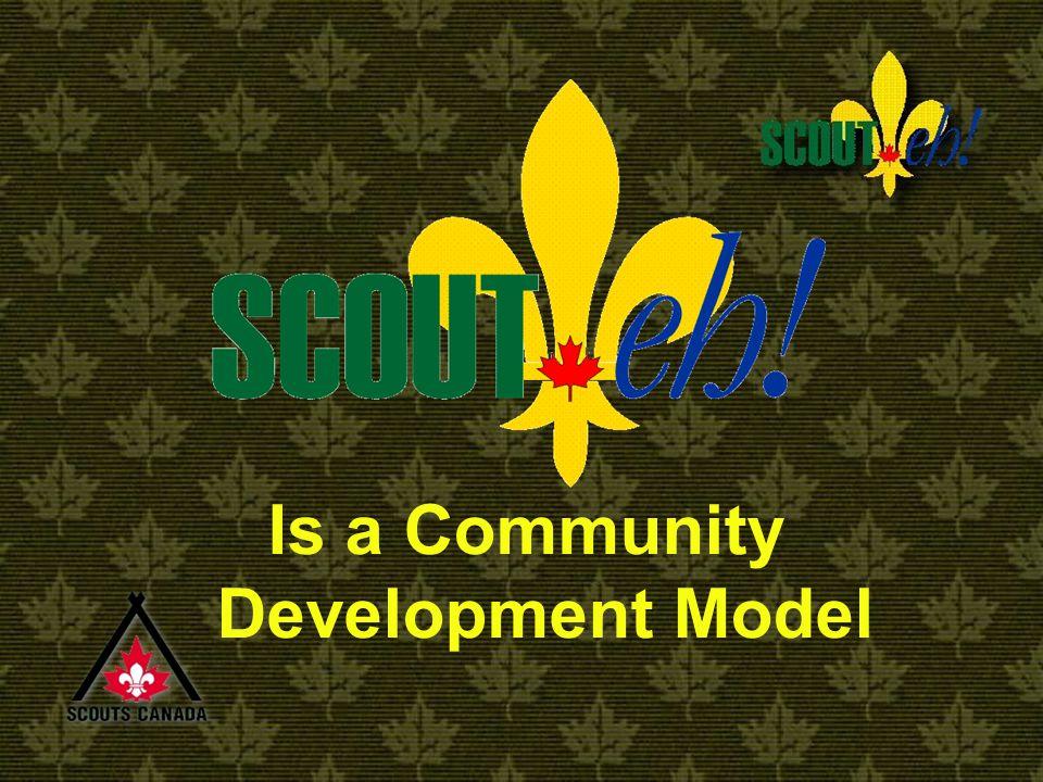 Is a Community Development Model
