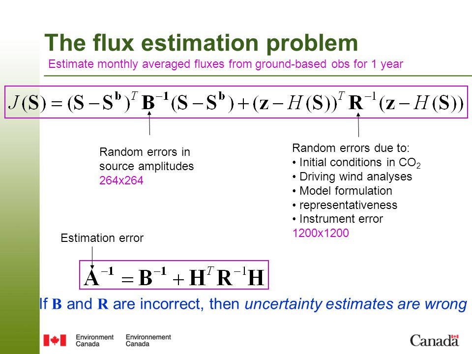 Relaxing the assumptions Problem 2: Assumptions made in practice are not correct, e.g.