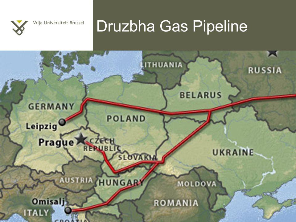 Druzbha Gas Pipeline Titel van de presentatie 5/10/2014 | pag. 35