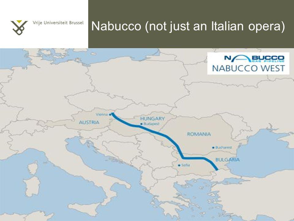 Nabucco (not just an Italian opera) Titel van de presentatie 5/10/2014 | pag. 43