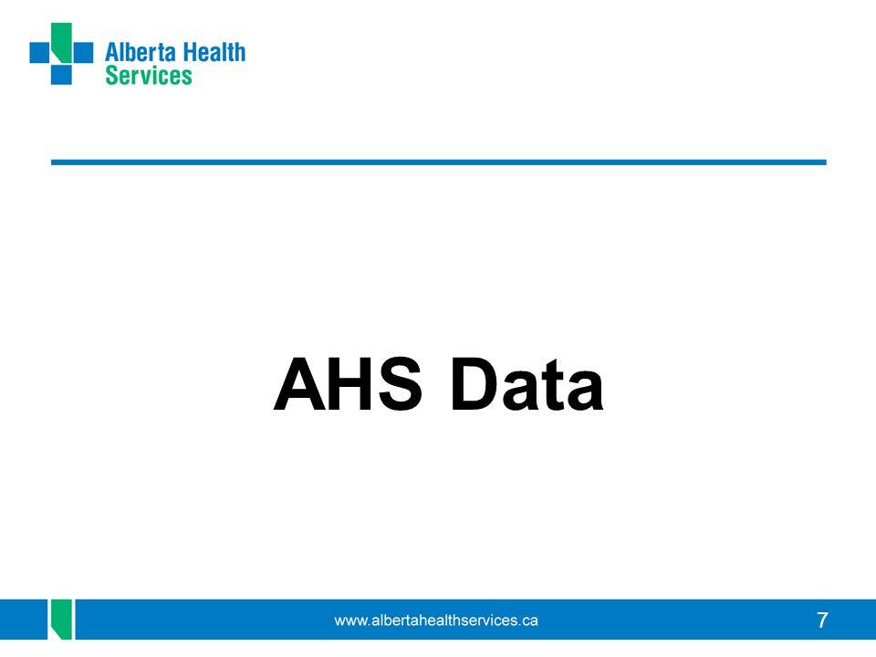 7 AHS Data