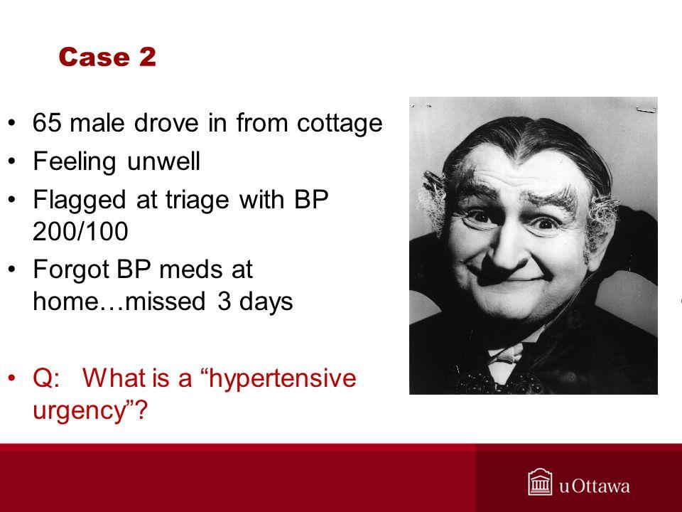 Testing for ED HTN: CBC, 7 EKG CXR Urine CT head prn r/o HTN emergency