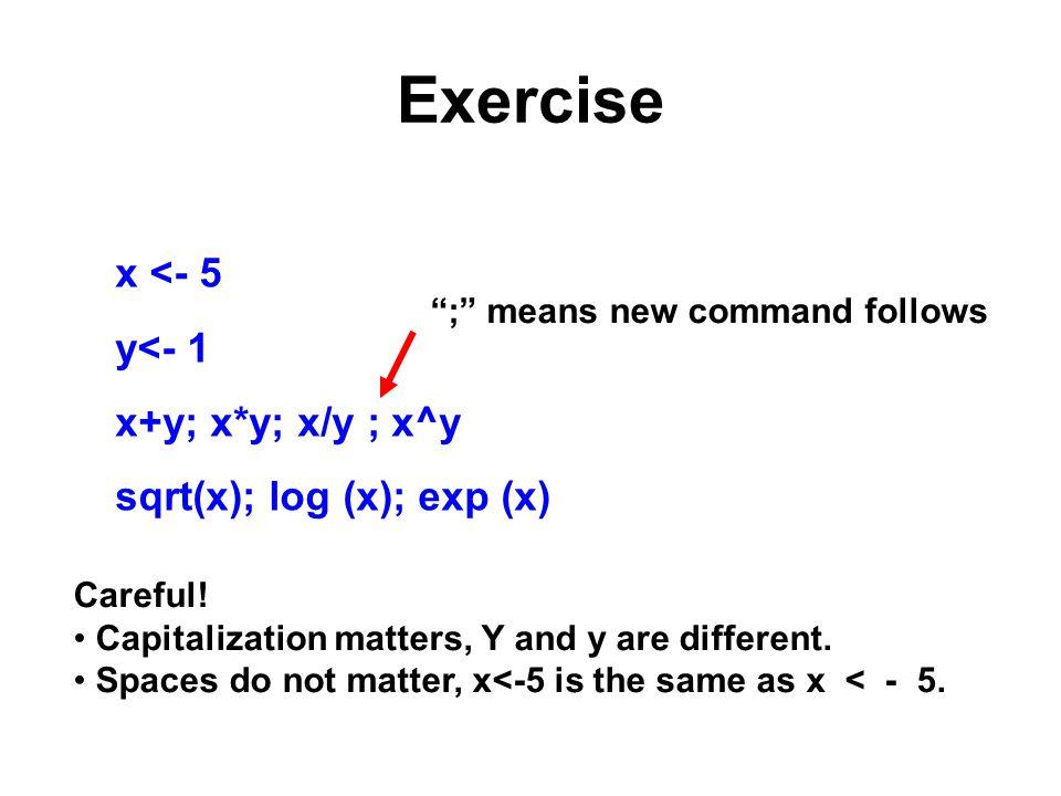 Vectors 82598259 X <- c(8,2,5,9) c means combine