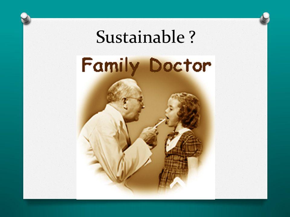 Sustainable ?