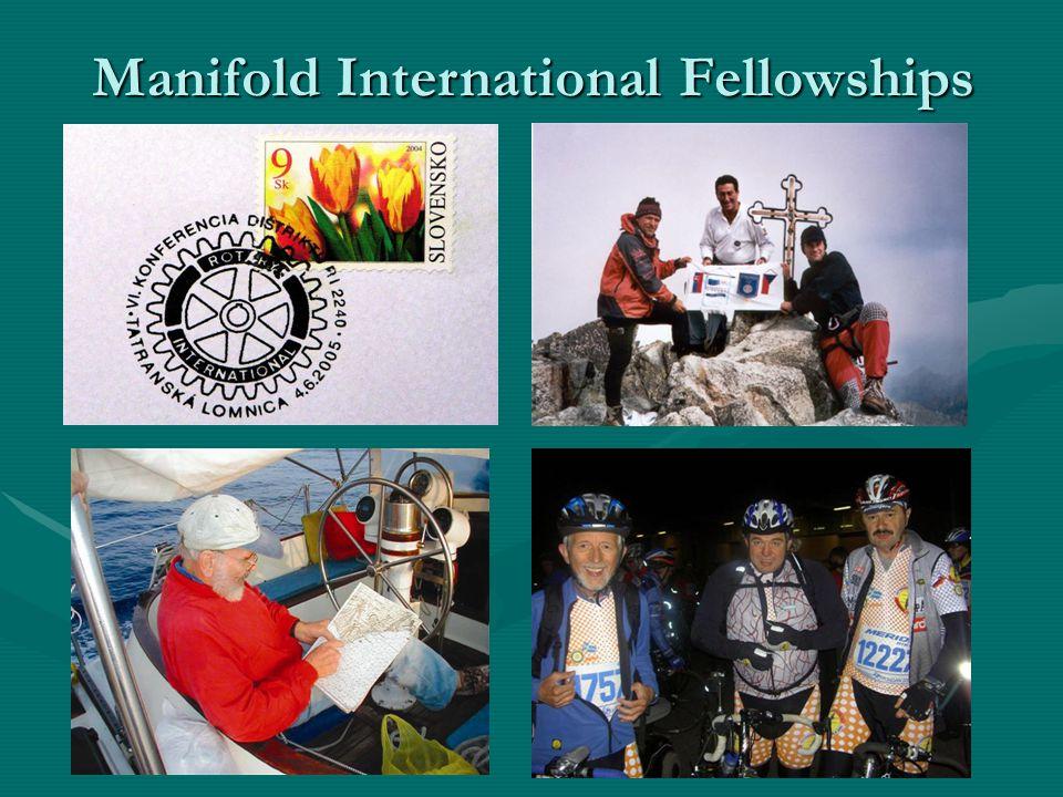 Manifold International Fellowships