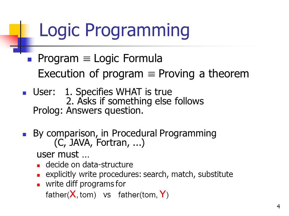 5 What is Logic.Syntax: Set of Expressions . Well-formed or not.