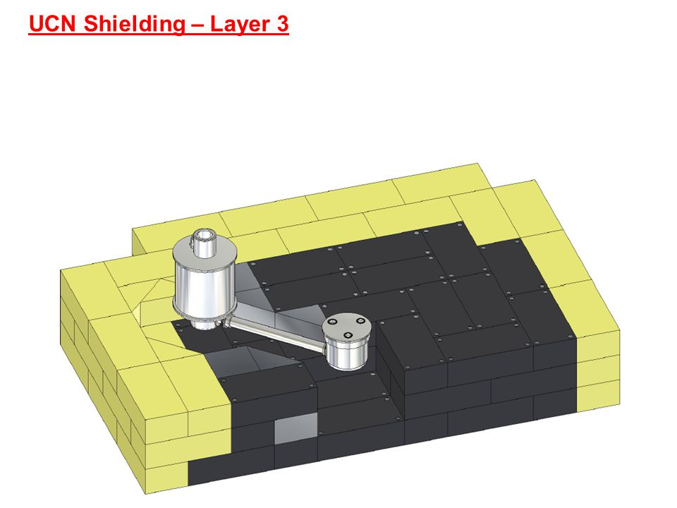 UCN Shielding – Layer 3