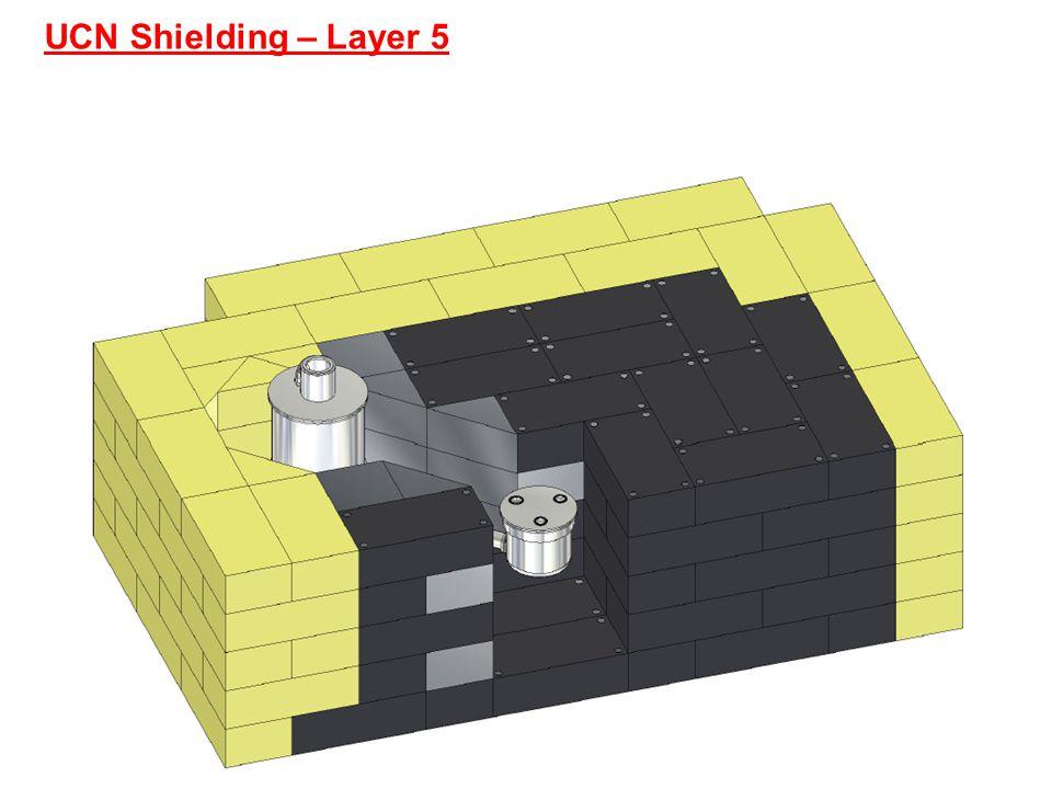 UCN Shielding – Layer 5
