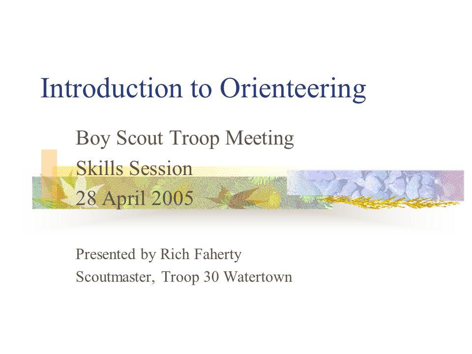 Troop Orienteering Games: Indoor orienteering Map & compass challenge BSA compass game String course White course
