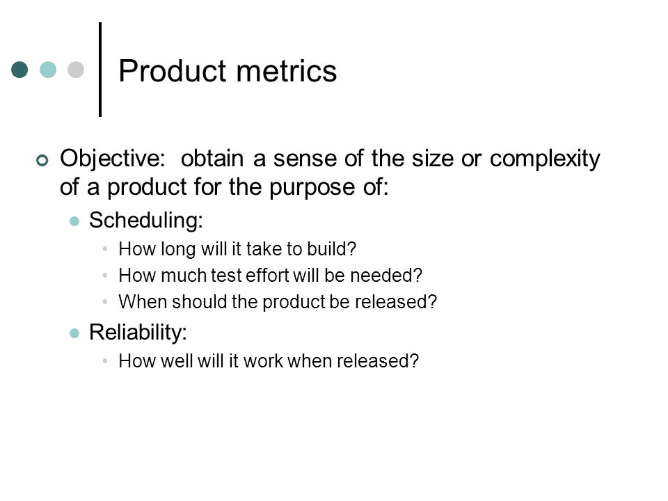 Software Package Metrics From R.C.