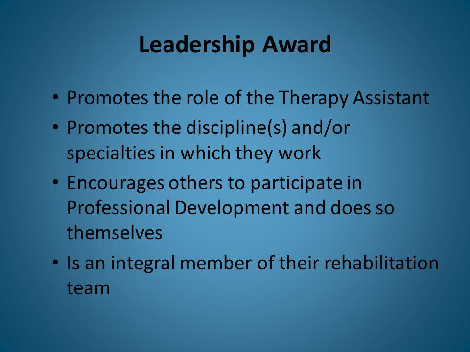 Leadership Award Nominees Kristin Tarnowski Shannon Bourbonniere Candice Van der Torre Kim Ostendorf Sheila Free Shauna Sopka