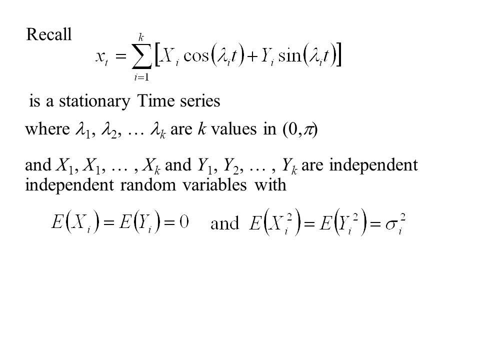 Example: p = 1
