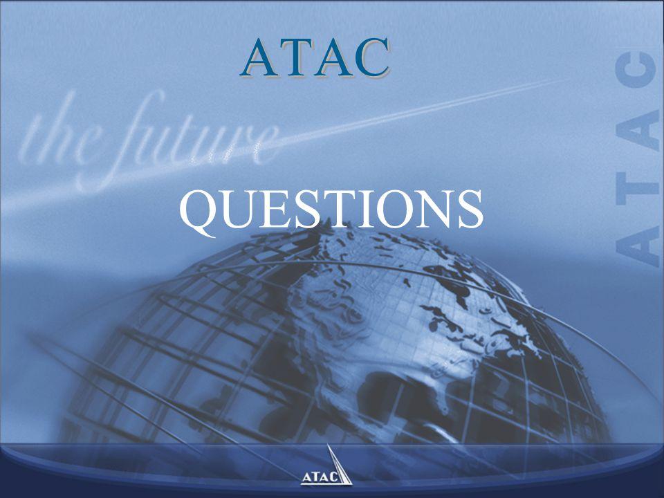 ATACATAC QUESTIONS
