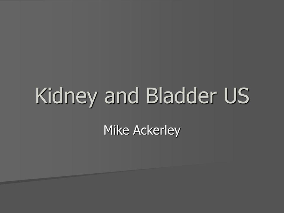 Kidney Advantage over other modalities.Advantage over other modalities.