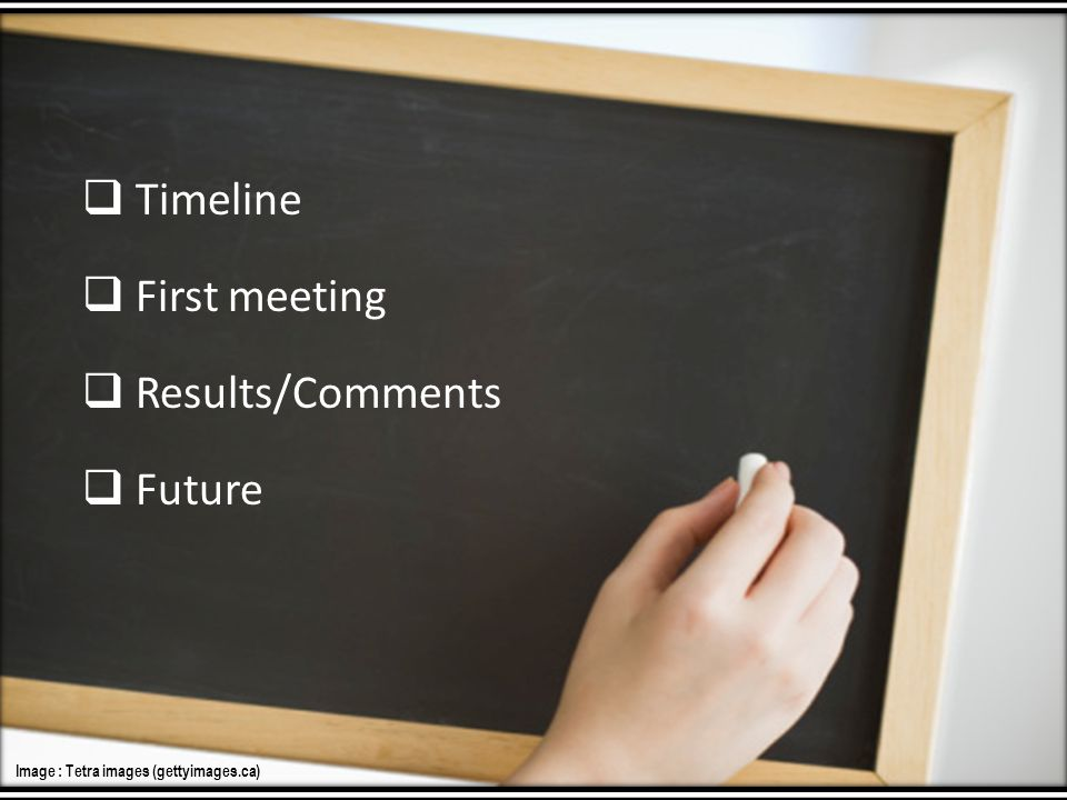 Project timeline Stephanie Graves ALA, June 2011 Training week May 2012 First meeting June 2012 First day - roving September 10, 2012