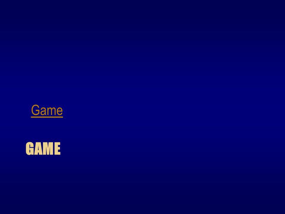 GAME Game