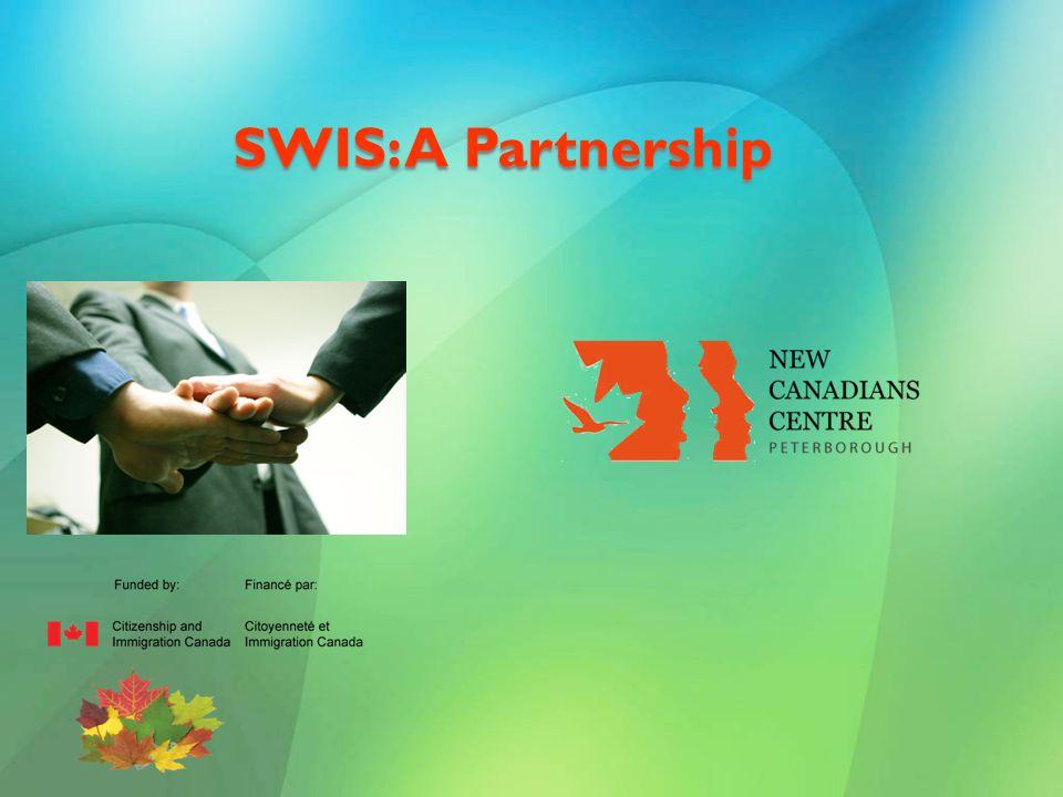 SWIS: A Partnership