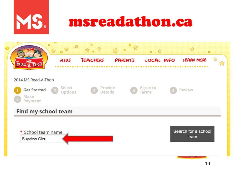 14 msreadathon.ca