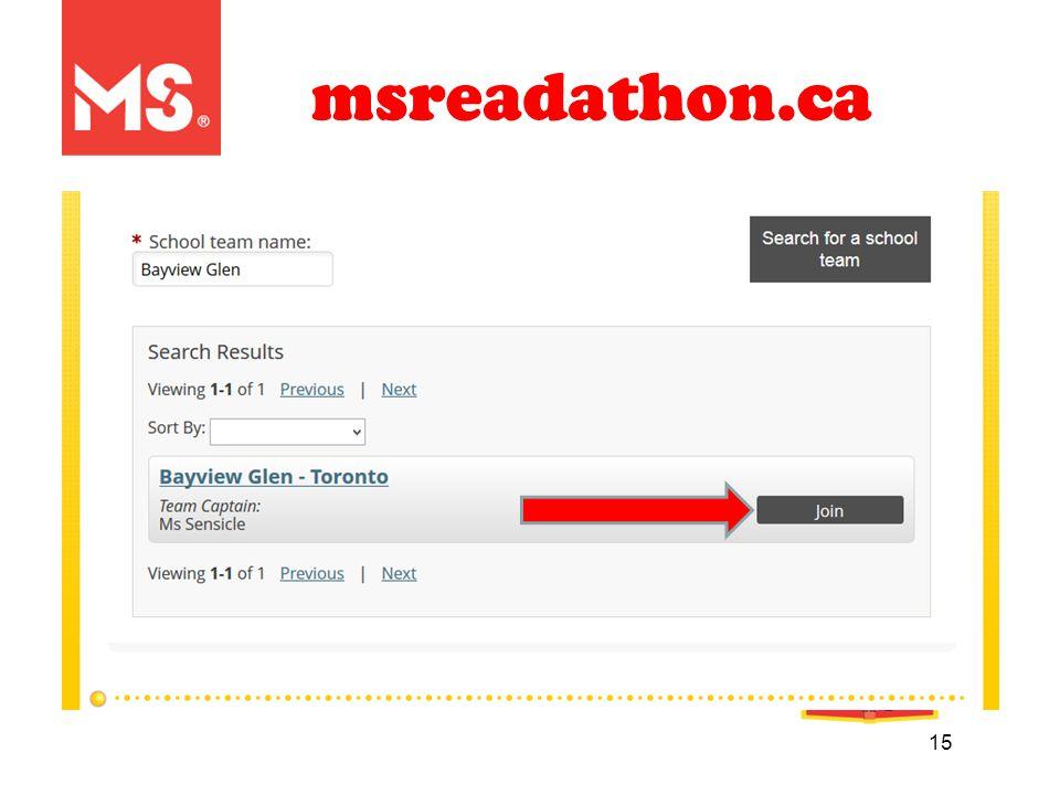 15 msreadathon.ca