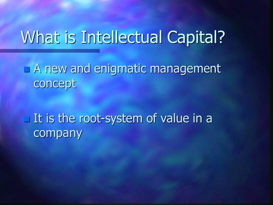 Is Understanding IC Important.
