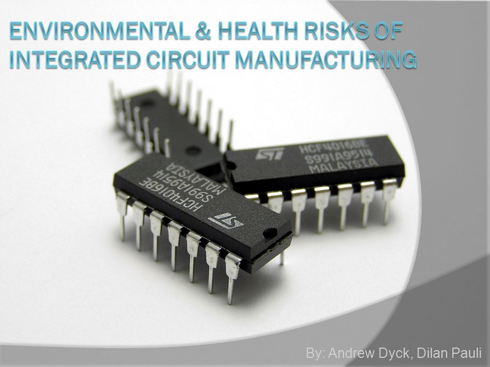 What is an Integrated Circuit(IC).