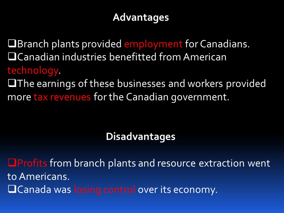 Canadians also benefitted from the new wealth  Canadian tycoons built huge commercial empires.