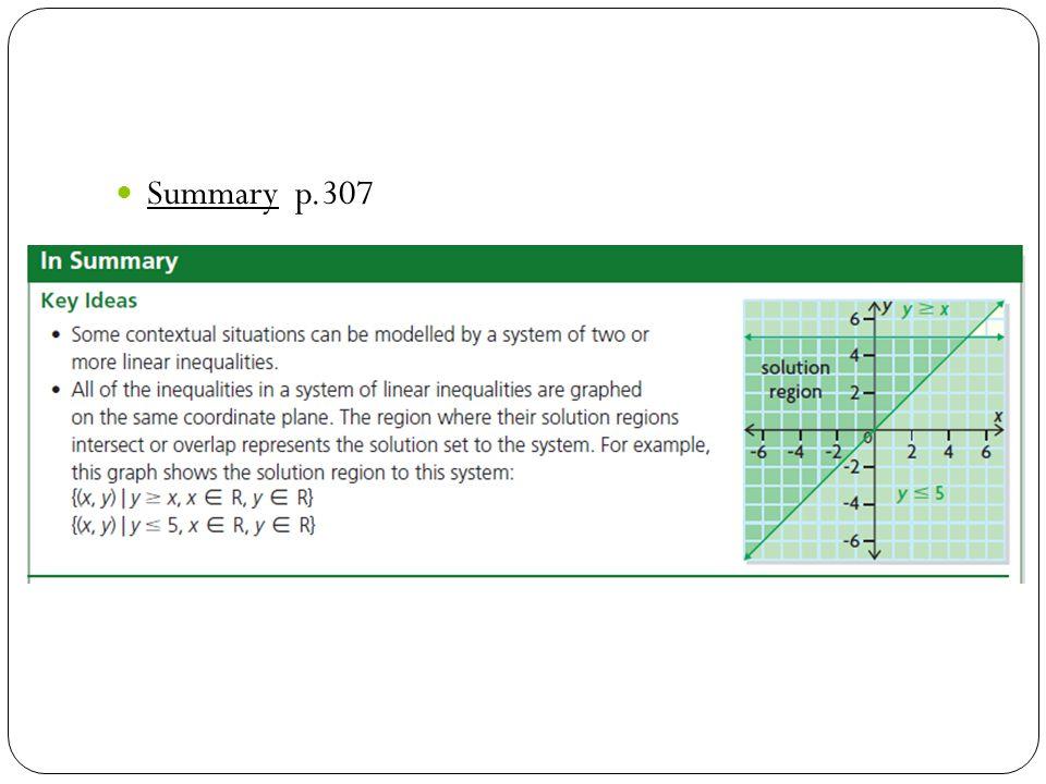 Summary p.307