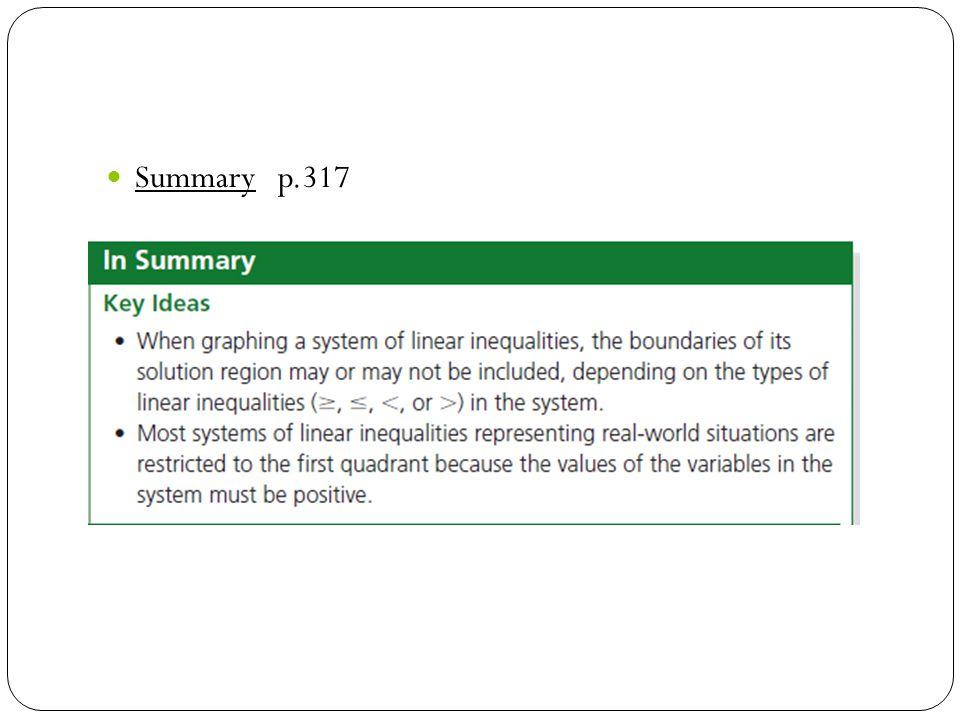 Summary p.317