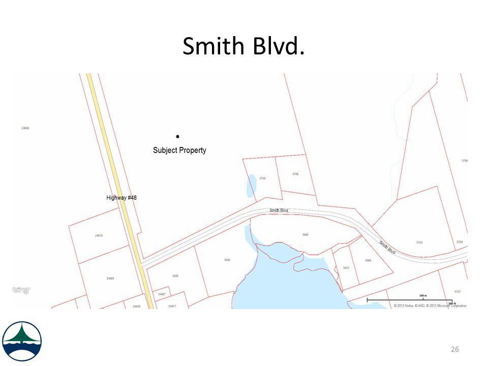 Smith Blvd. 26