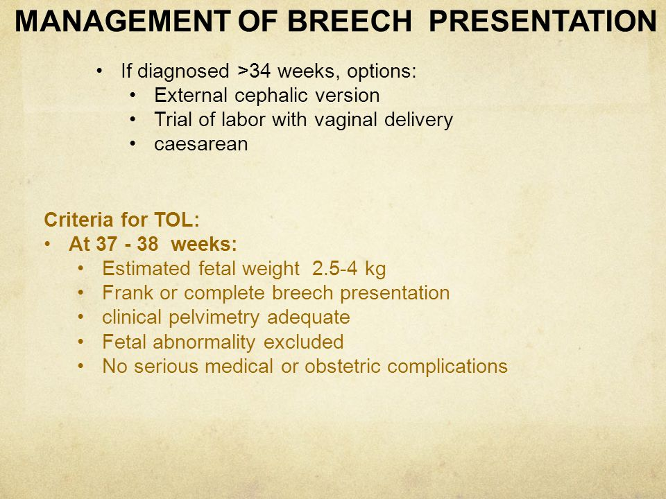 A complete breech presentation is best described by which of the following statements: a)The legs and thighs of the fetus are flexed.