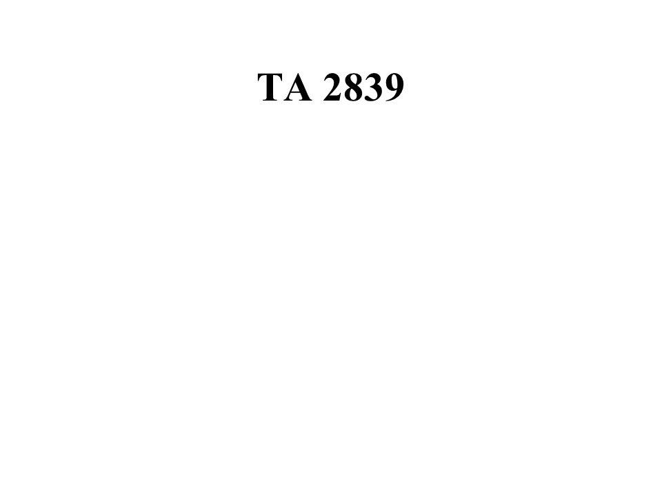 TA 2839