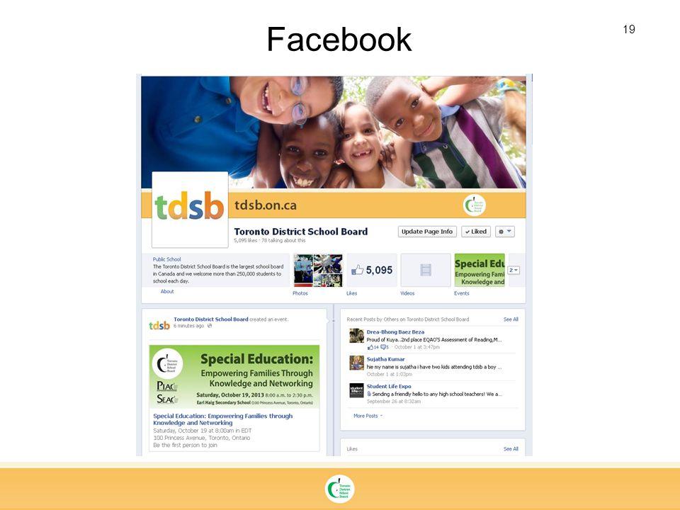 19 Facebook