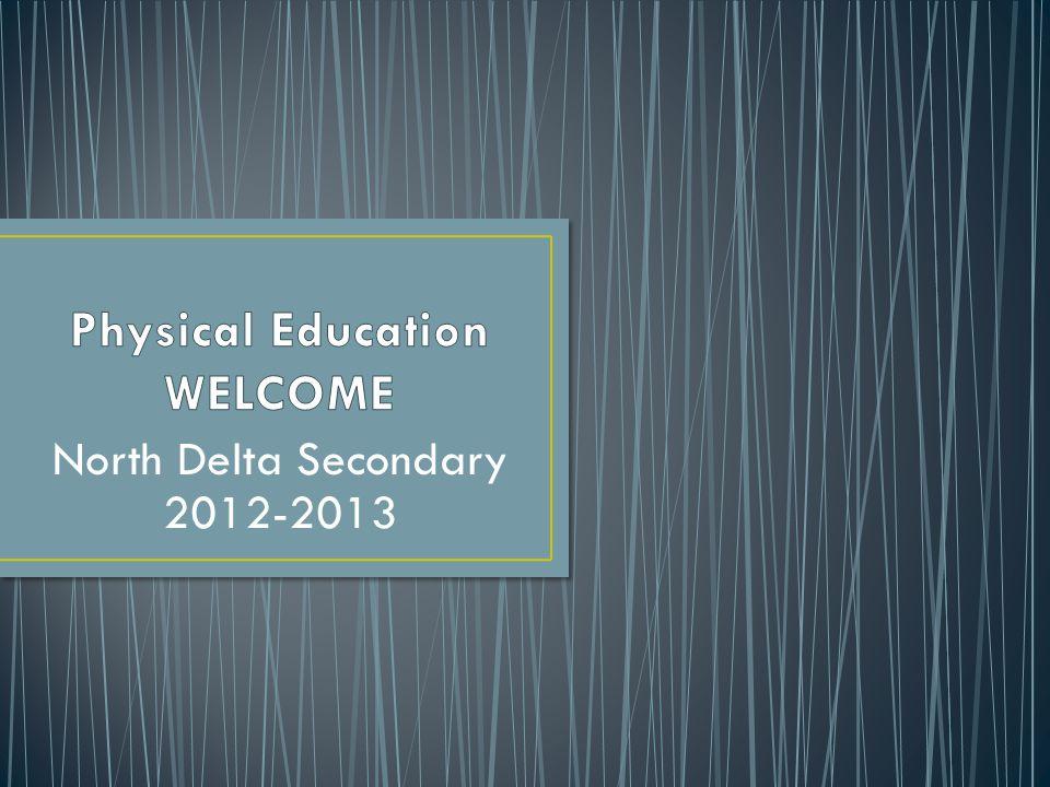 North Delta Secondary 2012-2013