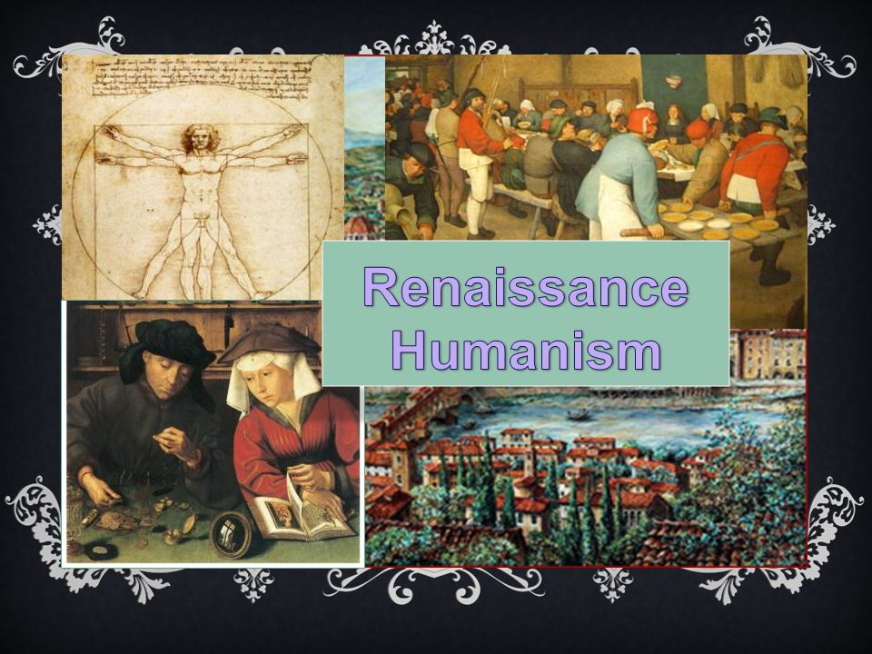 CONCEPTS OF HUMANISM social philosophy and intellectual and literary currents of the period from 1400 to 1650.