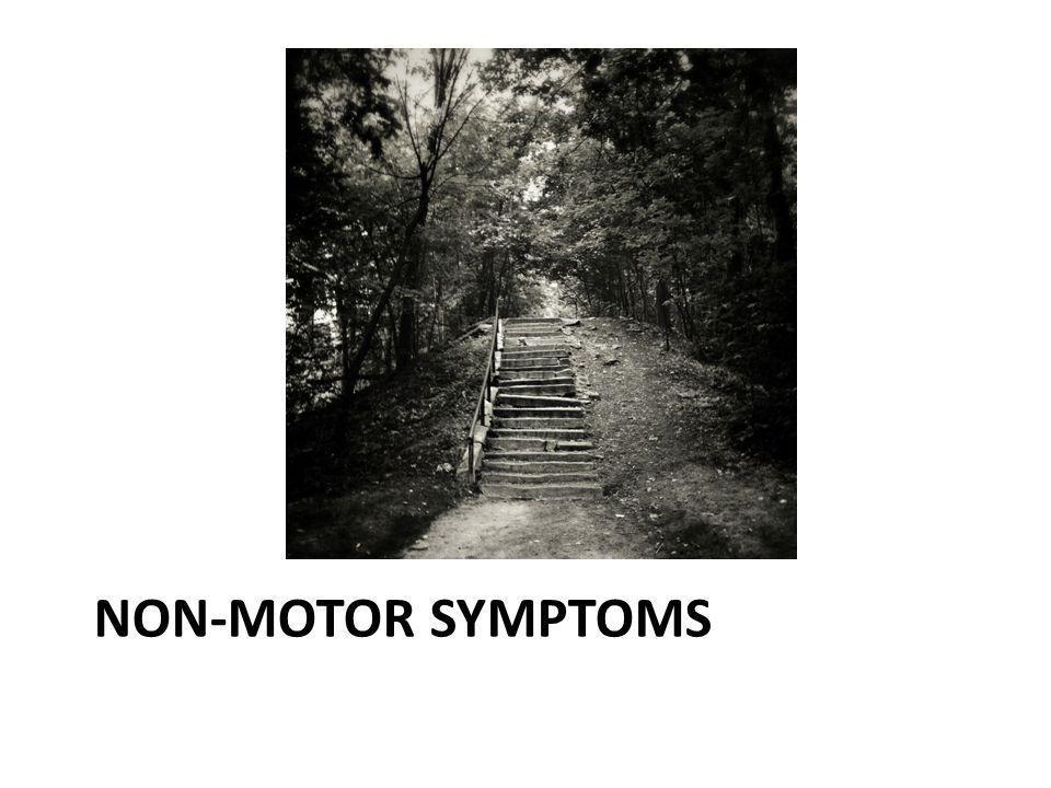 NON-MOTOR SYMPTOMS