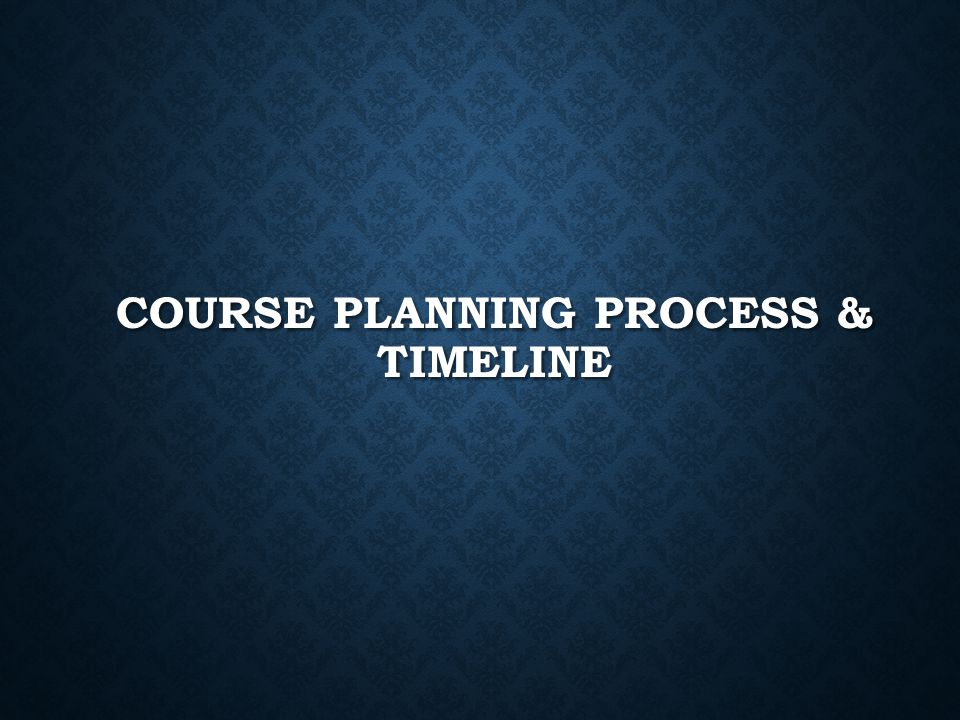 Course Planning Night for Parents February 4 Course Planning Night for Parents February 4 Guidance Presentations in classes February 6- 19 th Guidance Presentations in classes February 6- 19 th Signed course selection forms due by February 28 Signed course selection forms due by February 28 Choices reviewed by Counsellor February – April Choices reviewed by Counsellor February – April Student schedules randomly built based upon course requests Student schedules randomly built based upon course requests Timetabling conflicts resolved throughout the spring and summer Timetabling conflicts resolved throughout the spring and summer