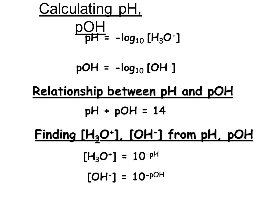 Calculating Ph And Poh Worksheet Worksheet – Ph and Poh Worksheet